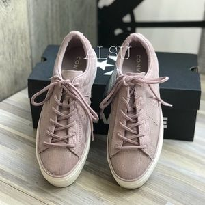 NWT Converse One Star Platform OX Diffused Taupe W NWT